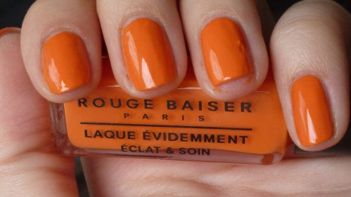 Rouge Baiser Pastel Orange